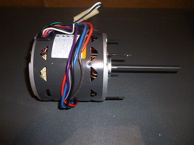 New! Direct Drive Blower Motor 1/2 HP, 1075 RPM, 277V - 3M714J