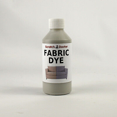LIGHT GREY Fabric Dye for Sofa, Clothes, Denim, & more. Repairs & Re-Colours