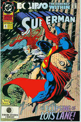 Superman (2nd series) Annual # 4 (Eclipso - The Darkness Within) (USA, 1992)