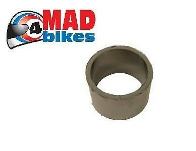MOTORCYCLE EXHAUST GASKET SEAL 45mm ID - 50mm OD