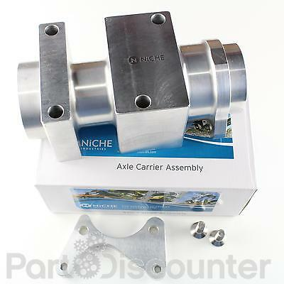 NEW! ARCTIC CAT DVX400 DVX 400 BILLET FORGED REAR AXLE BEARING CARRIER 03-08