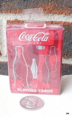 Coca-Cola Playing Cards Coca-Cola Images  Playing Cards-MIB 2000 Factory Sealed