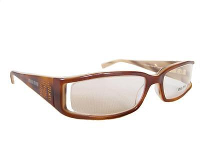 MIU MIU by Prada VMU 15E 705 -1O1 Glasses Spectacles Eyeglasses Optical Frames