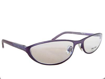 MIU MIU by Prada VMU 52G ZW-1O1 Glasses Spectacles Eyeglasses Optical Frames