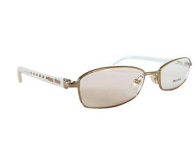 MIU MIU by Prada VMU 50H 7S3-1O1 Glasses Spectacles Eyeglasses Optical Frames