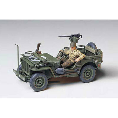 TAMIYA 35219 Jeep Willys MB. 1:4-Ton Truck 1:35 Military Model Kit