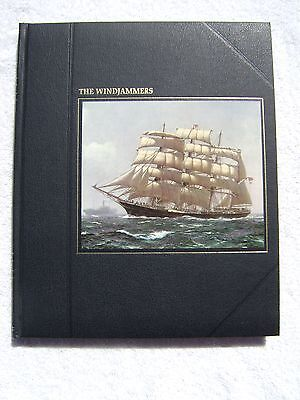 The Windjammers Book Maritime Nautical Marine (#183)