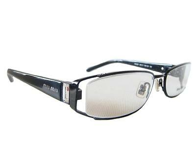 MIU MIU by Prada VMU 53F 7AX -1O1 Glasses Spectacles Eyeglasses Optical Frames
