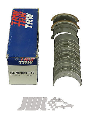 Main Bearing Set 62-64 Oldsmobile 8cyl 394 ci Excludes F85 Model