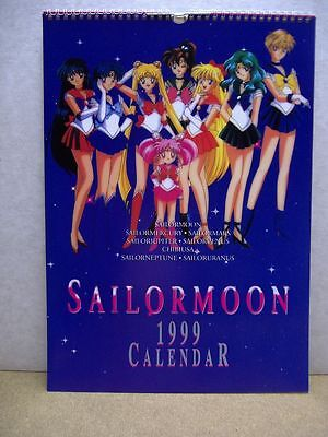 Sailormoon Calendar 1999 (manga / anime) (Italy)