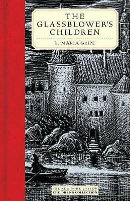 The Glassblower's Children by Maria Gripe Hardcover Book (English)