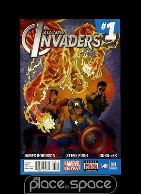 All-New Invaders #1G – 2Nd Printing