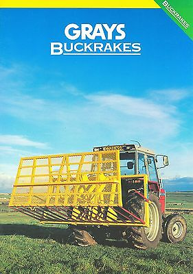 Grays Buckrakes Brochure