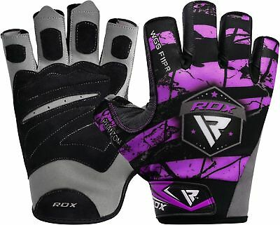 RDX Gym Gloves Weight Lifting Fitness Women Fitness Yoga Gym Workout  AU