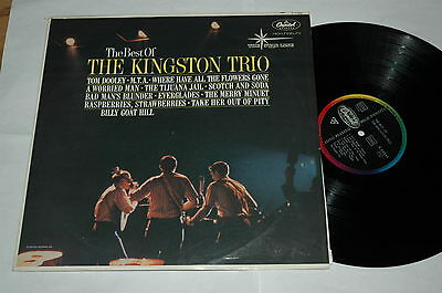 LP/THE BEST OF THE KINGSTON TRIO/Capitol K 83240
