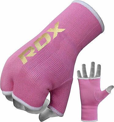 RDX Boxing Ladies Fist Hand Inner Gloves Bandages Pink Wraps MMA Straps AU