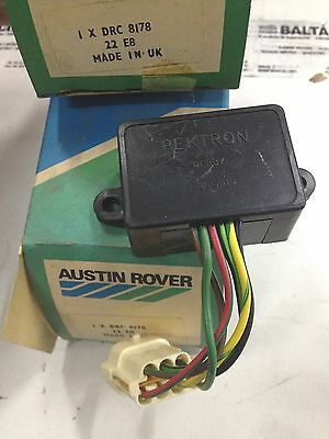 DRC8178 - ROVER SD1 Wash/Wiper Programme Unit - 1982 on VIN 298524 on