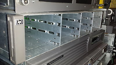 "HP MSA20 Storage Array JBOD 12x 3.5"" SCSI Hard Drive Enclosure"