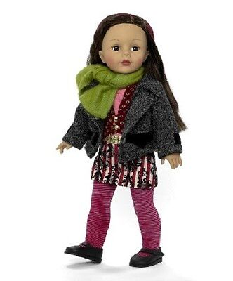 New Madame Alexander ~ Mixed Prints ~ 18 inch Doll