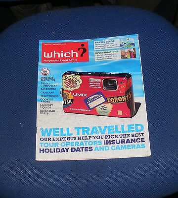Which? June 2011 - Well Travelled