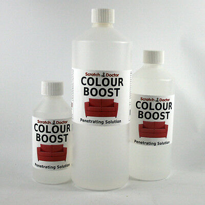 Colour Boost, Penetrating Solution for use with Fabric or Canvas Dye. Thinner