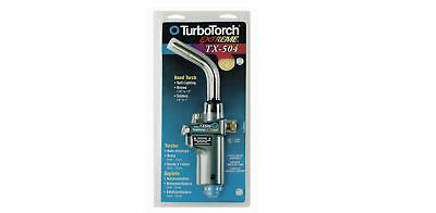 TurboTorch TX504 Self Lighting Extreme Hand Torch 0386-1293