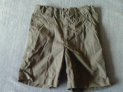 Boys 2-3 Years - Brown Shorts - Florence & Fred
