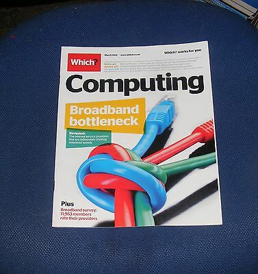 Which? Computing March 2012 - Broadband Bottleneck