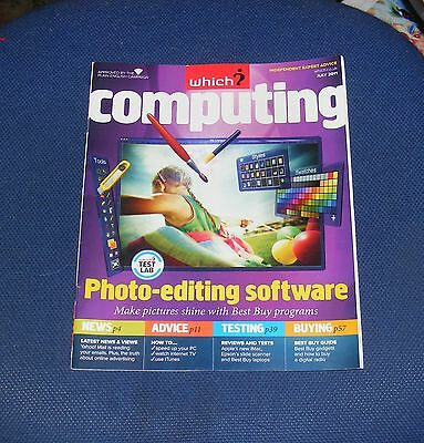 Which? Computing July 2011 - Photo-Editing Software