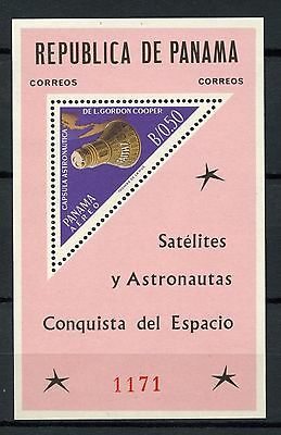 Panama 1964 SG#MS873 Space Exploration MNH M/S #A60839