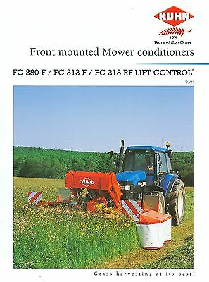 kuhn mower conditioner mower mower conditioner not john deere rh picclick co uk Kuhn Hay Cutter Parts New Holland Flail Mower