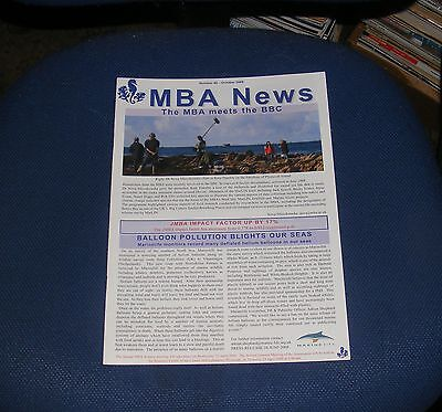 M.b.a. News Number 40 October 2008 - The Mba Meets The Bbc