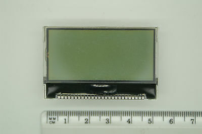 1pc 64x128 Graphic COG LCD Display Module LCM FSTN BLACK/WHITE (51.5 x 33.0mm)