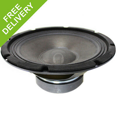 "Professional 8"" Inch 8 Ohm Replacement Speaker Cone Woofer Driver Spare Part"