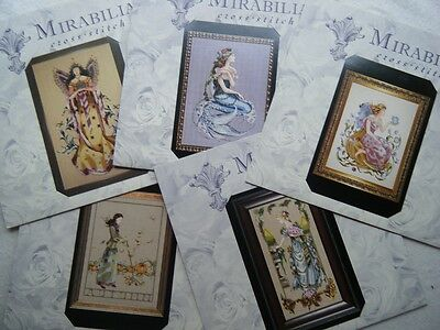 Mirabilia Designs Counted Cross Stitch Charts   #7 to165 Updated 8/20/19