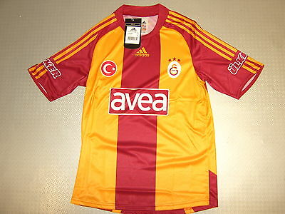 Maillot Galatasaray Istanbul 3th 08/09 Original adidas taille XS 36 44 48