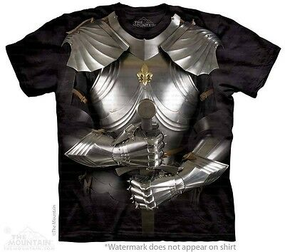 The Mountain Body Armor Medieval Knight Warrior Soldier Sword Tee Shirt S-5Xl