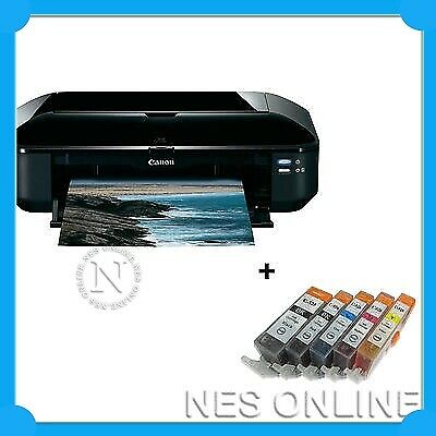 Canon IX6860 A3+ Wide Format Duplex Office Printer+BONUS: Extra 650/651 Ink Set