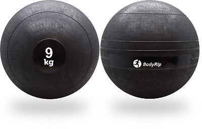 New 9 Kg Slam Ball No Bounce Weight Lift Crossfit Workout Mma Boxing Fitness Gym