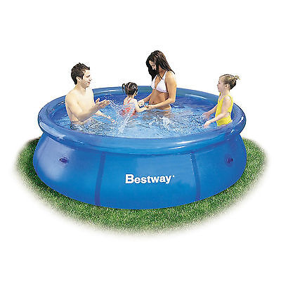 Swimming Pool Garden Paddling Family Outdoor Summer Bestway Inflatable 8' x 26""