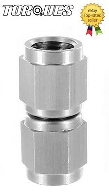 AN-4 (-04AN JIC) Female to Female Adapter Fitting In Stainless Steel