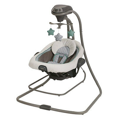Graco Duet Connect LX Swing + Bouncer in Manor - Brand New! Free Shipping!