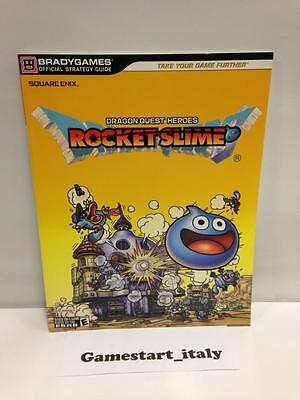 Dragon Quest Heroes Rocket Slime Strategy Guide (Guida Strategica) In English