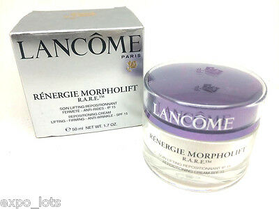 LANCOME - Renergie Morpholift R.A.R.E Repositioning Cream SPF15 - 1.7 oz BOXED