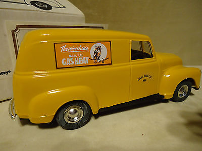 Baltimore Gas & Electric 4th in series Vintage 1950 Chevy Panel  STOCK #9752