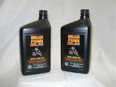 Brad Penn High Performance Motorcycle Racing Engine Oil 20W50 CASE (12) 4 Stroke