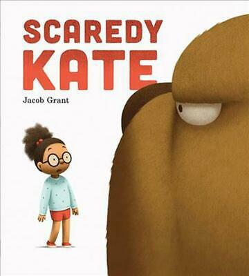 Scaredy Kate by Jacob Grant (English) Paperback Book Free Shipping!