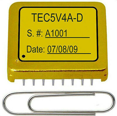 High Efficiency TEC Controller TEC5V4A-D Peltier Controller