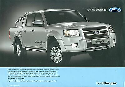 2006 Ford Ranger Sales Sheet