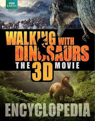 Walking with Dinosaurs Encyclopedia by Steve Brusatte Hardcover Book (English)